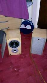 Def British made speaker's