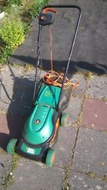 Lawnmower black and decker as new