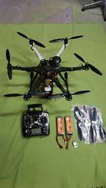 S550 Hexacopter Drone GPS for aerial photography ready to fly