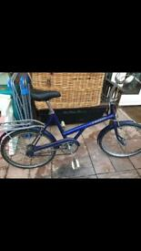 "BSA vintage shopper 3 speed bike 20"" wheels ADULTS bike"