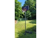 Kipsta B300 Portable Basketball Hoop and Backboard