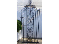 Beautiful Wrought Iron Gate from Sale - £55
