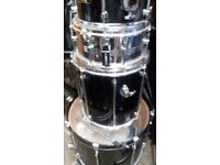 mapex mars series drum kit ****all stand