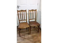 Vintage chairs - project. (x2)