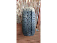 Pair Of 235/60R18 103V M&S Pirelli Scorpion Used Tyres 5.4/5.9mm