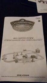 Chuggington interactive railway sets