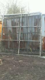 Heavy gates