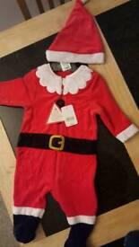 Baby St.Claus wear