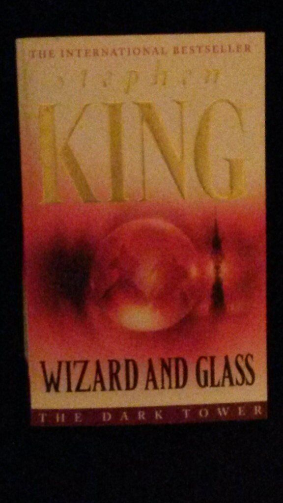 Stephen King The Dark Tower IV: Wizard and Glass: (Volume 4)