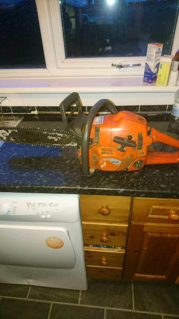 Chainsaw husqvarna 346xp