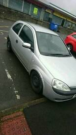 Corsa c converted to 1.8