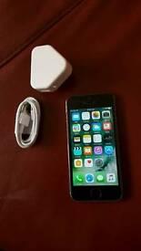 Iphone 5s 16gb black UNLOCKED