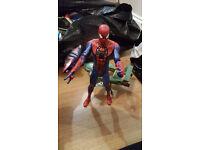 Talking Spiderman