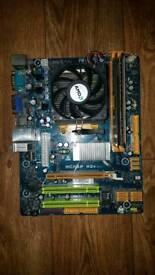 Motherboard, Processor and ram bundle