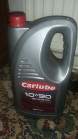 Carlube Engine Oil MINERAL 10w30