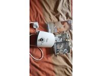 tt electric bottle warmer, bottle lids, milk powder tubs and microwave sterilising pouches