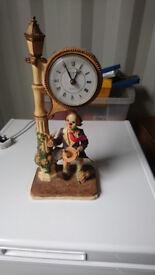 simple clown clock
