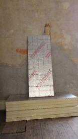 Xtratherm insulation panels