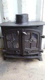 Yeoman Devon Wood Burning/Burner Stove Multi fuel
