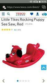 Little Tikes See Saw