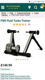 Fwe fluid turbo trainer
