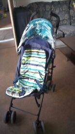 Baby Push chair - good condition - £5