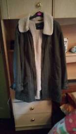 Ladies jacket size 14/16