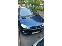 Peugeot 206 sw for sale price negociable