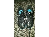 Adidas football astroturf trainers kids size 13