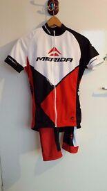 Merida Cycle Shirt & Bibs XS