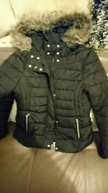 Womans coat size 10