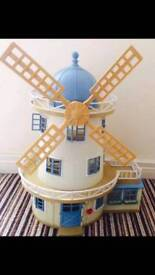 Sylvanian families windmill house