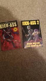 Kick Ass Comics Books