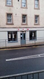 SHOP FOR RENT IN HAWICK 2 BUCCLEUCH STREET
