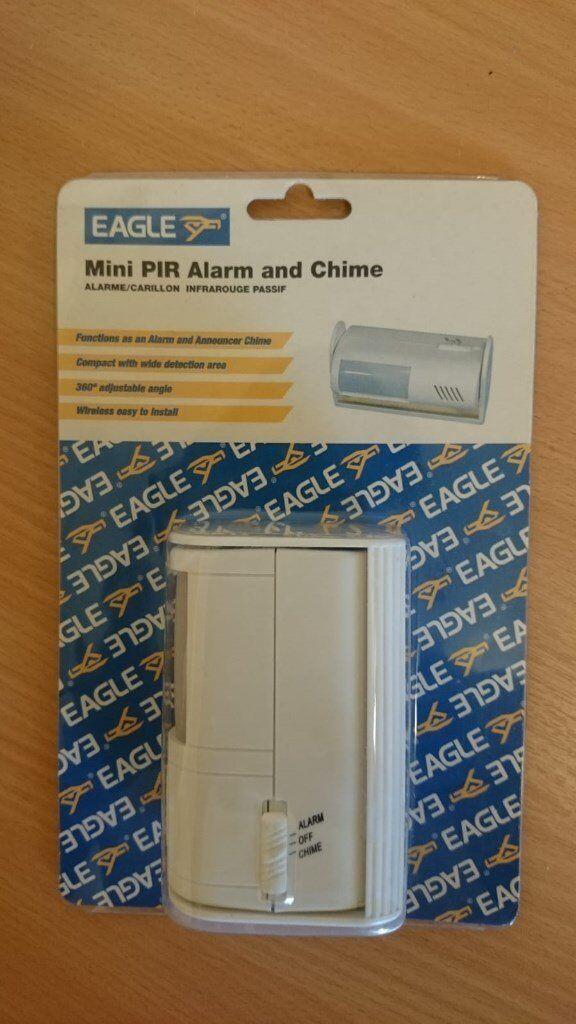 Shop Door Entry Chime Alert Pir Wireless Visitor Alarm Motion Sensor Detector In Beeston Nottinghamshire Gumtree