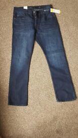 Brand New Cross Hatch Jeans 32 Waist 32 Leg - £15 ONO