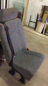 Spare van seats