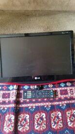 LG Flatron LCD TV M197WD