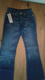 Brand New Ladies Jeans size small