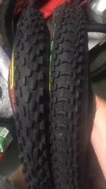 WTB velociraptor tires 26 x2.1 Kevlar beaded