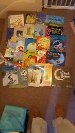 25 children books