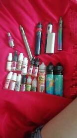 Vape and juices!!!