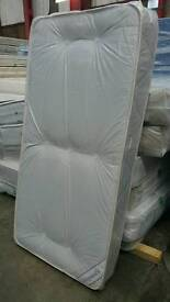 SINGLE TUFTED ORTHOPAEDIC MATTRESS. FREE DELIVERY