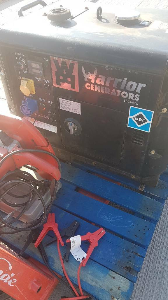 Generator And Chop Saw In Gloucestershire Gumtree
