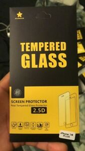 Glass screen protector iPhone 7/8 plus