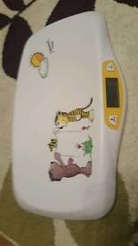 Beurer baby scale
