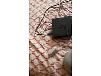 Sky broadband hub box