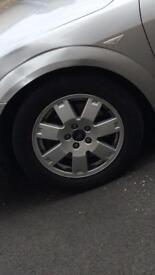 Mondeo wheel