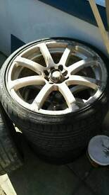Alloy wheels daremoto sport