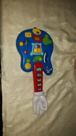 Micky mouse toy guitar